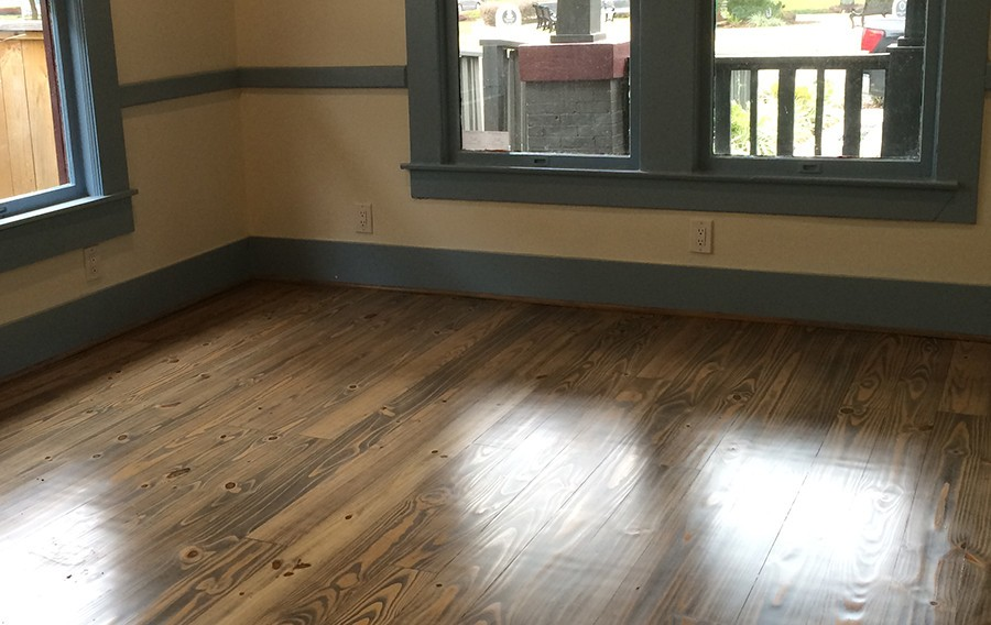 We refurbished our hardwood floors for you