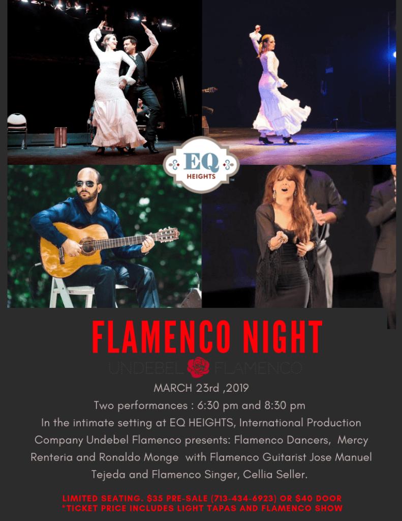 Flamenco Night - March 23rd